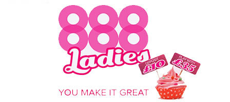 888 Ladies Logo