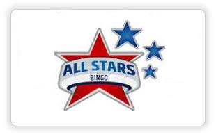 All Stars Bingo