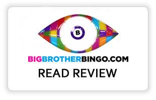 Big Brother Bingo