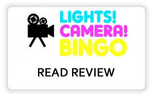 Lights Camera Bingo