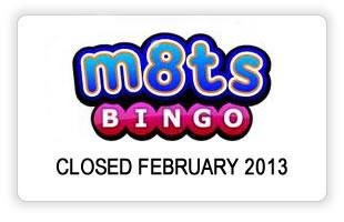 M8ts Bingo