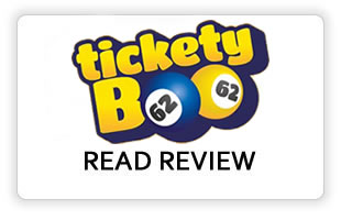 Tickety Boo Bingo