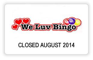 We Luv Bingo