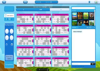 Farmyard Bingo 90 Ball Game
