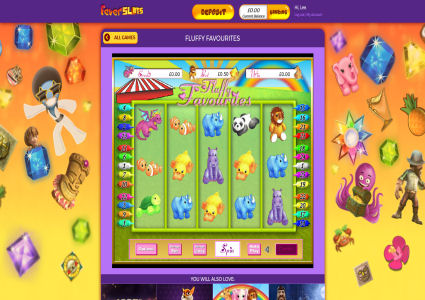 Fever Slots Fluffy Favourites