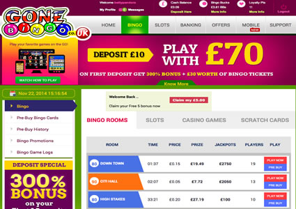 Gone Bingo Review – Is this A Scam or A Site to Avoid