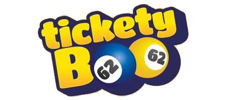 Tickety Boo Bingo Logo