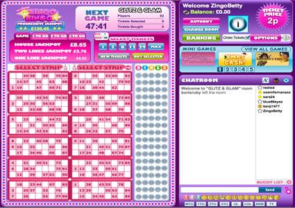 Zingo Bingo 90 Ball Game