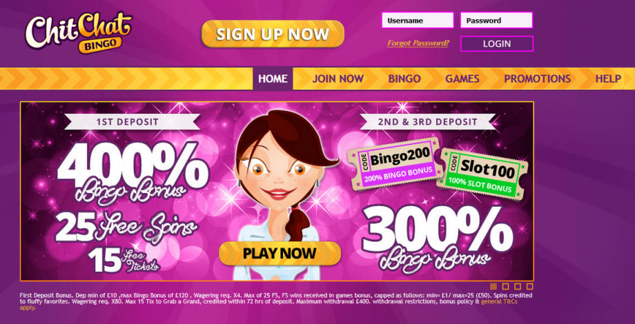 Chit Chat Site of the Month