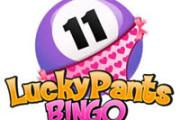 Lucky Pants Bingo – July 2016